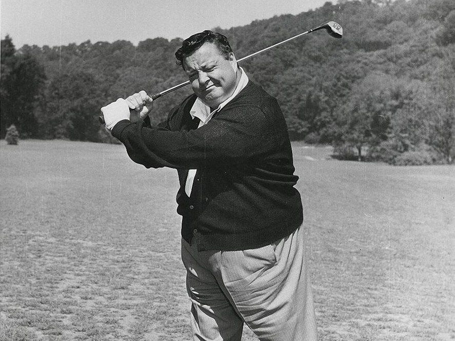 Jackie-Gleason-loved-his-golf