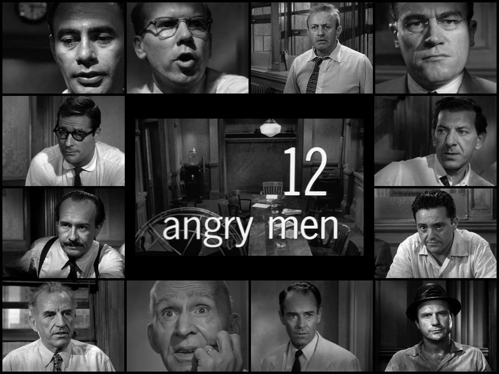 12 men