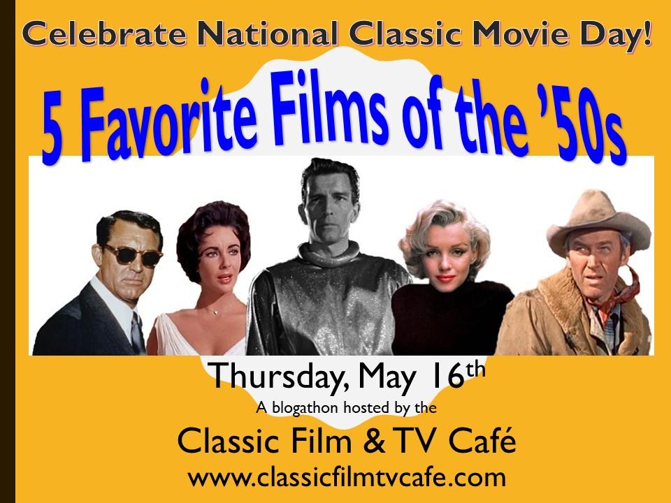 Fave Films 50s Blogathon Poster Ver 3