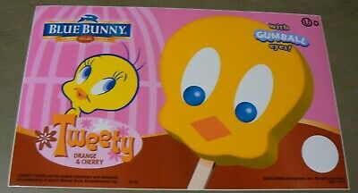 Blue-Bunny-Tweety-Ice-Cream-Truck-Sticker-5x8