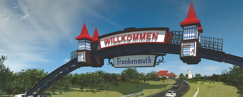 Frankenmuth-Arch