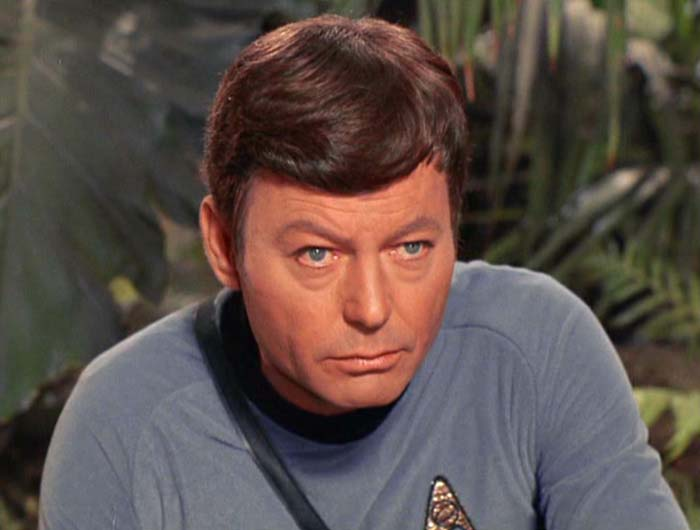 leonard-mccoy-top-ten-tv-doctors-star-trek-daforrest-kelley