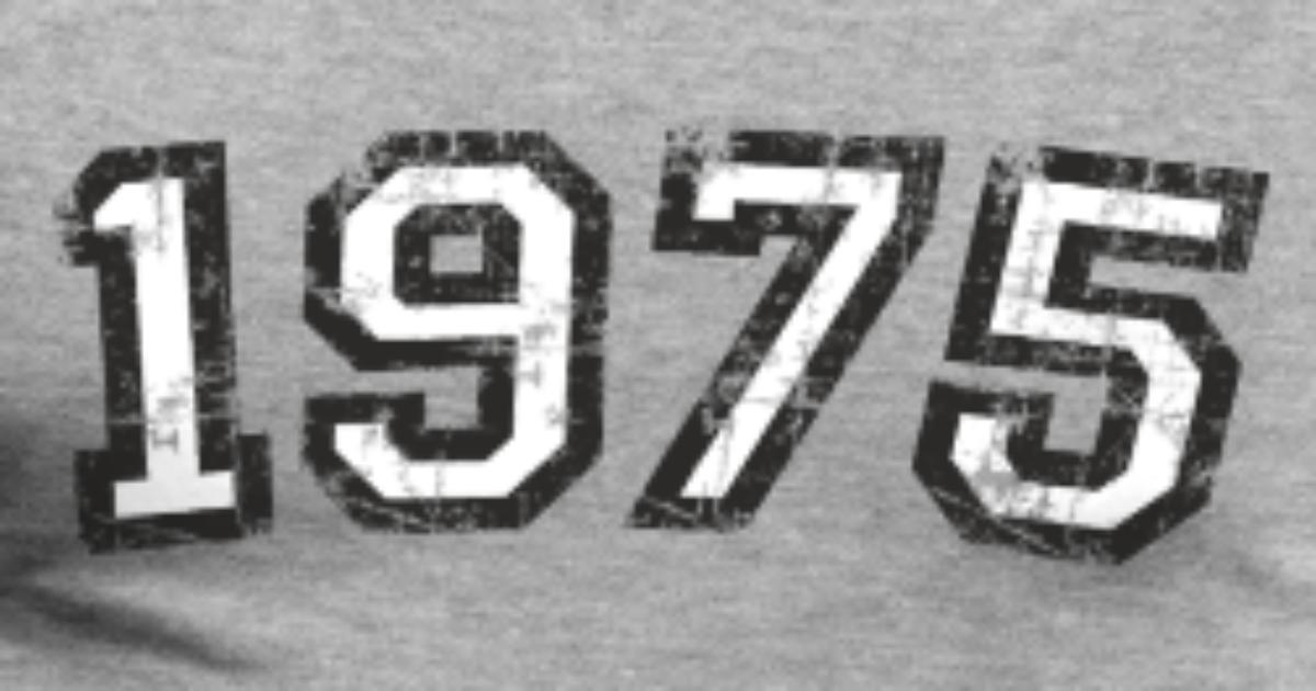 year-1975-birthday-design-vintage-white-mens-premium-t-shirt