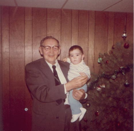 Great Grandpa Becker 1970 (2)