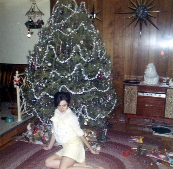 mom at tree