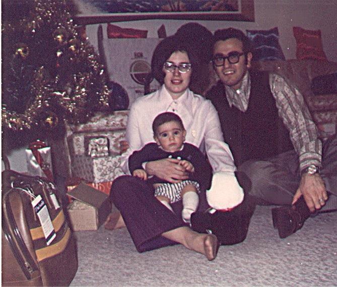pam keith sam christmas 1970