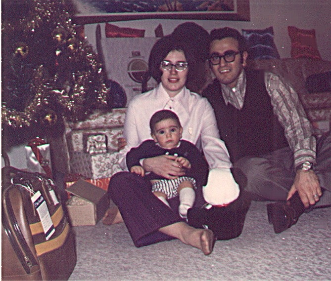 pam keith sam christmas 1970