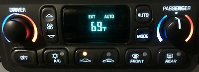 98-04-C5-Corvette-Digital-Heater-A-C-Climate-Control