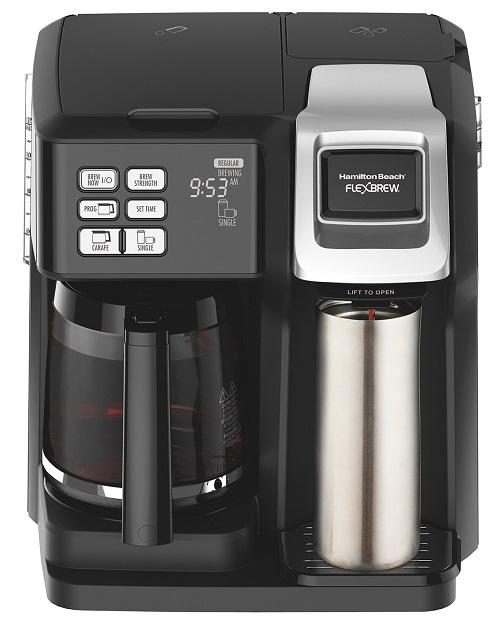 Hamilton-Beach-49976-Dual-Coffee-Maker