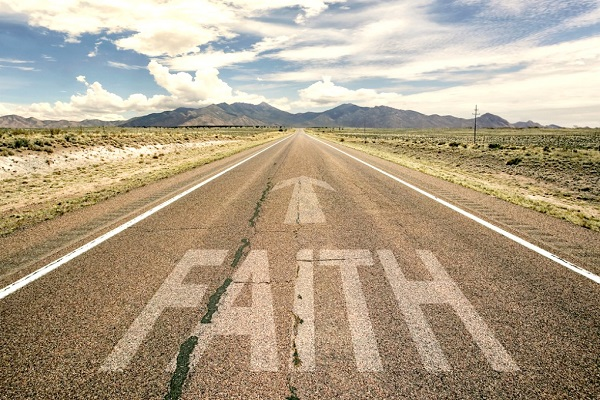 Faith-in-the-unknown